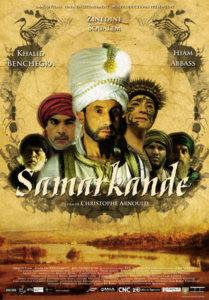 Affiche du court-métrage Samarkande