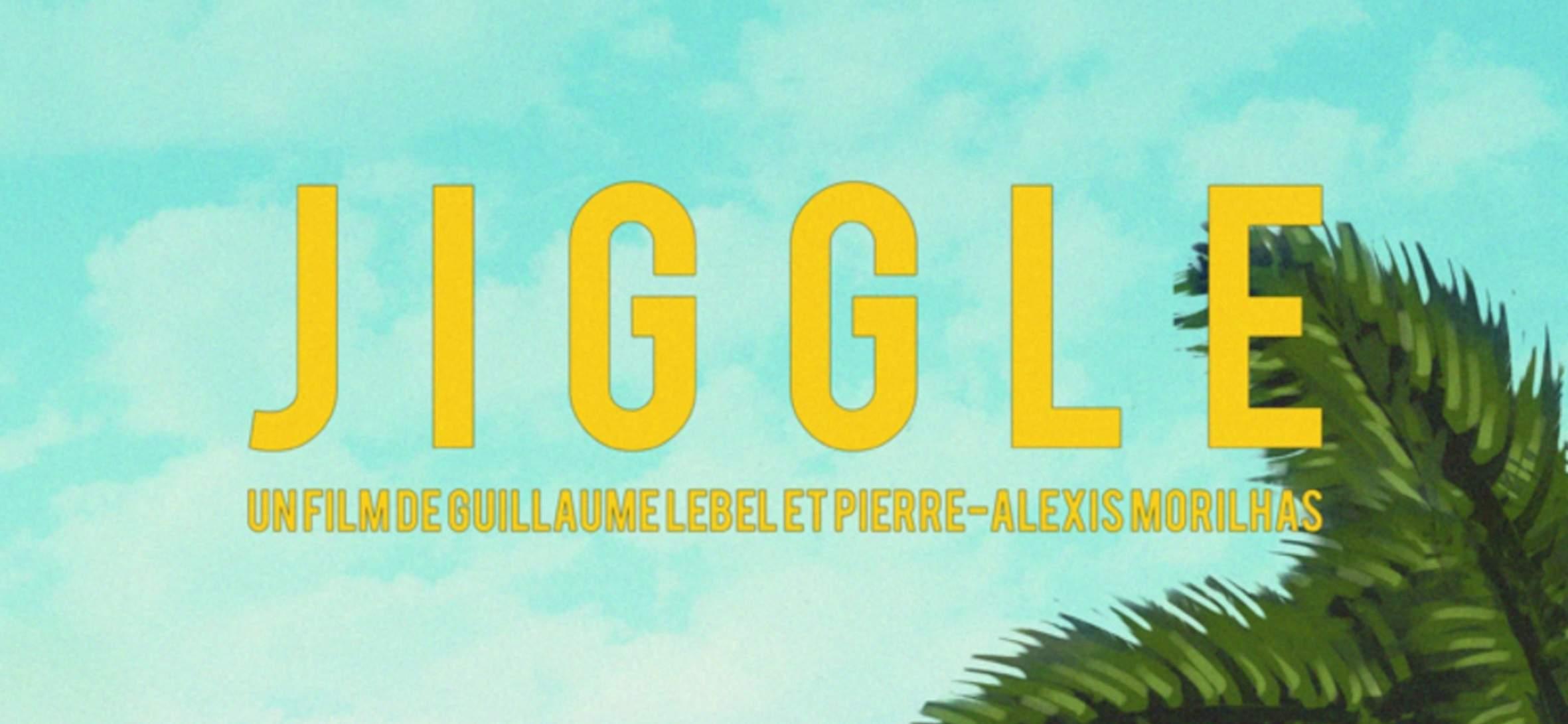 Affiche du court-métrage Jiggle